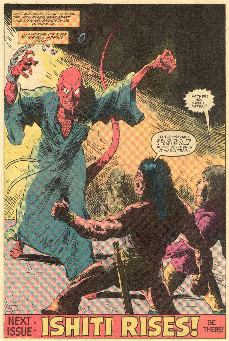 Conan the Barbarian (1970) Issue #138 #150 - English 24