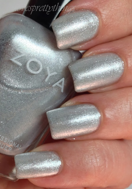 Zoya Seraphina swatch and review