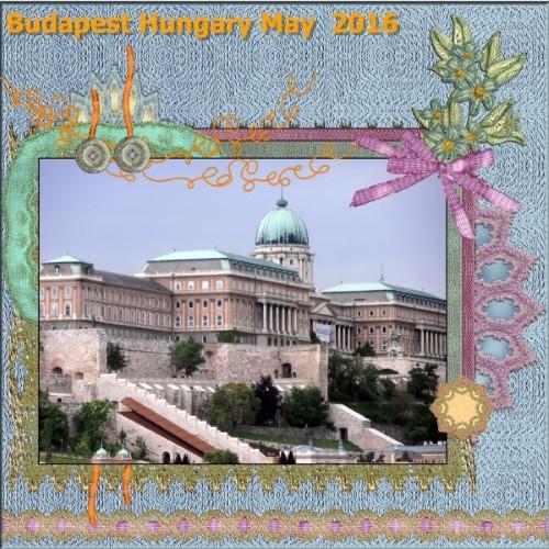 May 2016 Hungary - Budapest