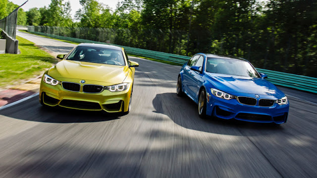 MAYOR CABALLAJE BMW M3 & M4