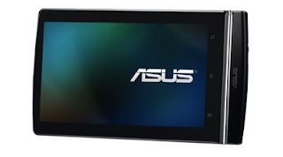 7.1-inch ASUS Eee Pad MeMO tablet with Android 3.0