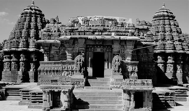 Keshava temple at Somanathapura