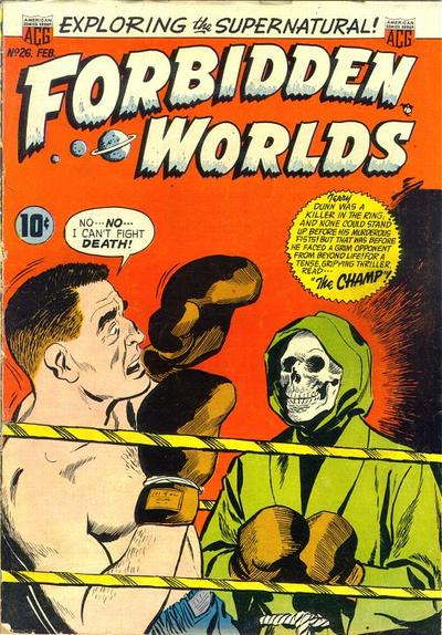 Rip's FAVORITE BOXING COVER Of The Day!