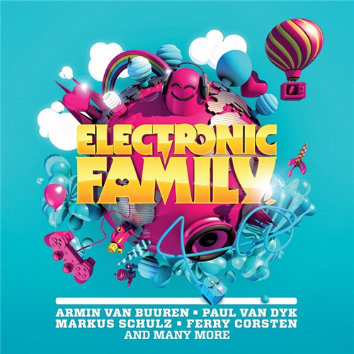 Download  musicasBAIXAR CD Electronic Family