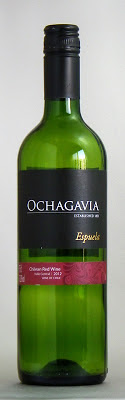 ヴィーニャ・オチャガビア エスプエラ レッド 2012