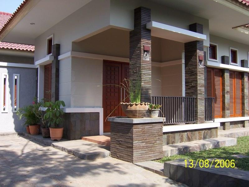 desain rumah minimalis sederhana model rumah minimalis