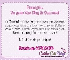 Promoção: Eu quero meu blog de cara nova!