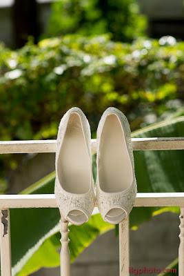 chaussures de mariée mariage Guadeloupe