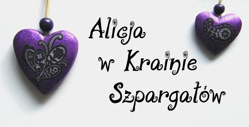Alicja w Krainie Szpargałów