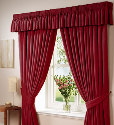 Different Styles Of Hanging Curtains Swag Curtain Styles