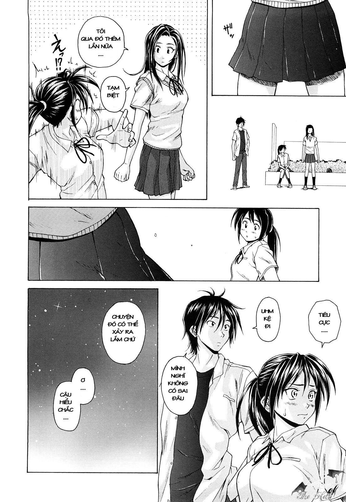 TruyenHay.Com - Ảnh 13 - Setsunai Omoi Chapter 3