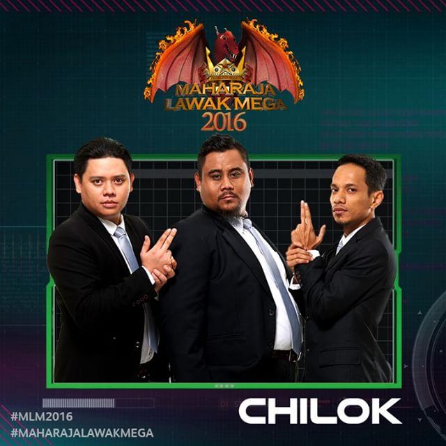 Chilok MLM 2016