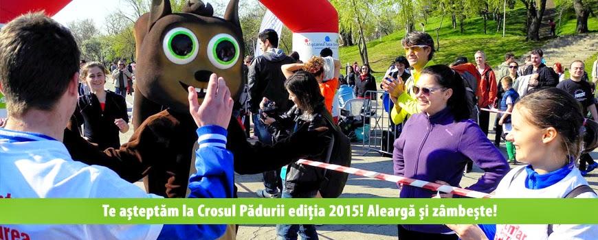 Invitaţie la Crosul Padurii, 28 Martie 2015, Parcul Tineretului, Bucureşti
