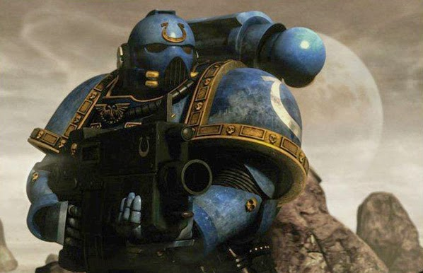 Today from Forgeworld- Ultramarines and Word Bearers