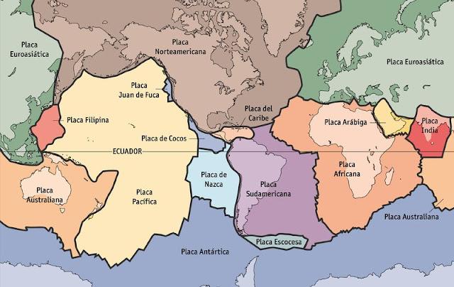 cuantas-placas-tectonicas-existen