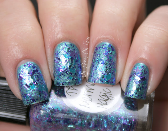 Lynnderella The Mermaid's Magic Bag Swatches