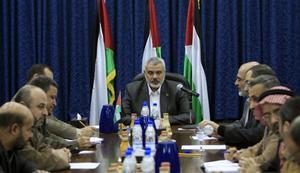 اخبار فلسطين اليوم: تعديلات على الحكومه في غزة