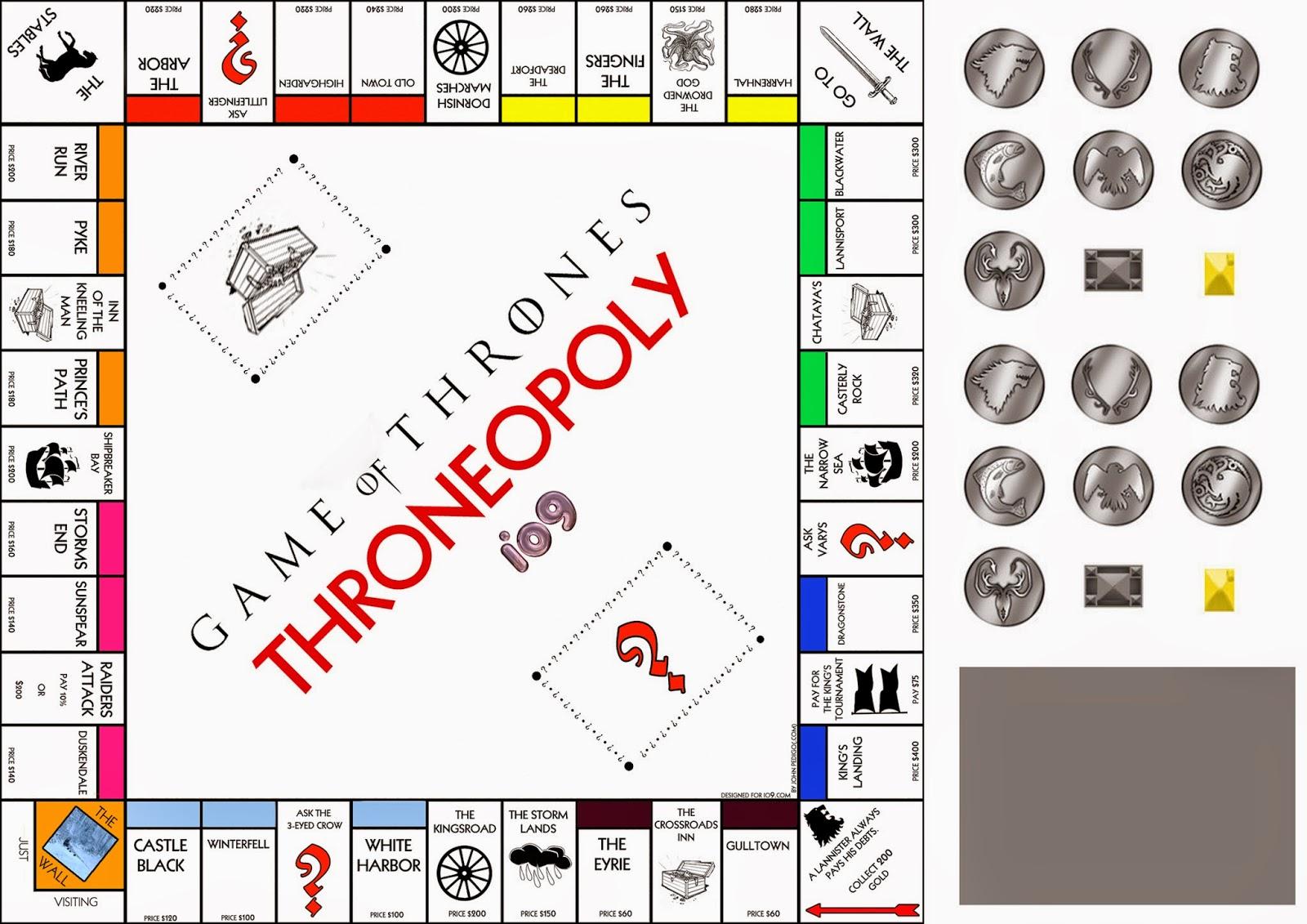Excepcional Monopolio Para Colorear Regalo - Enmarcado Para Colorear ...