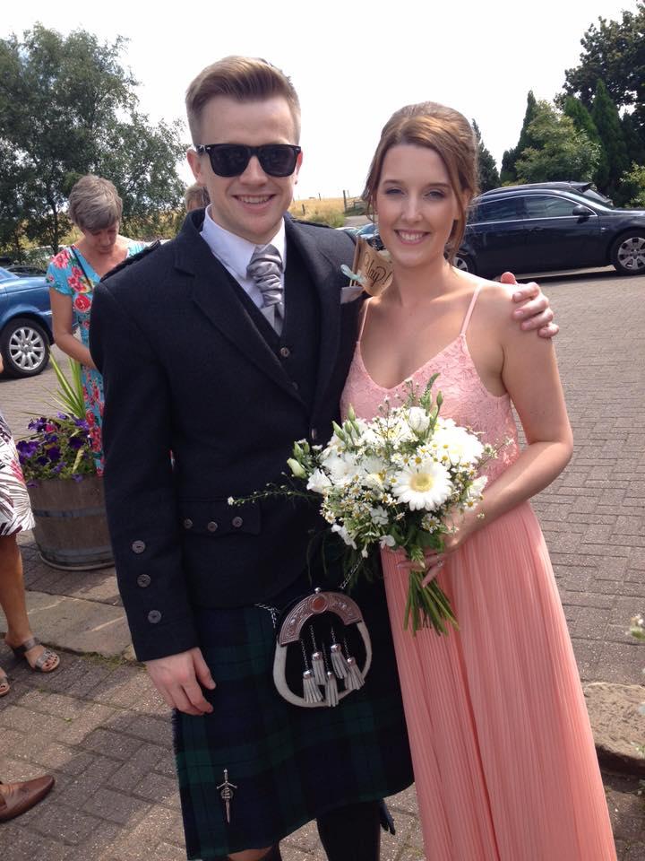 Wedding Bridesmaid Dress