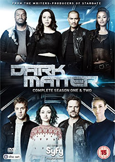 Dark Matter Temporada 3 audio español