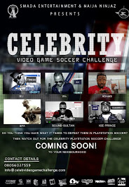 Celebrity Video Game Soccer Challenge
