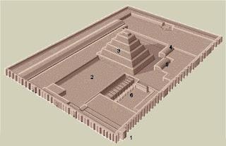 Complejo Funerario de Zoser. Egipto. El Rio Nilo. Arquitectura egipcia. Religion egipcia
