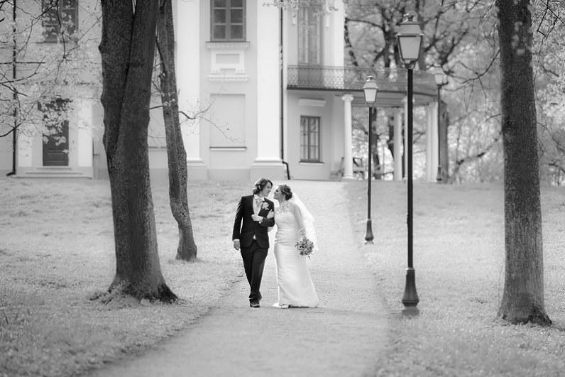 Vestuvių fotosesija Paežerių dvare Vilkaviškyje