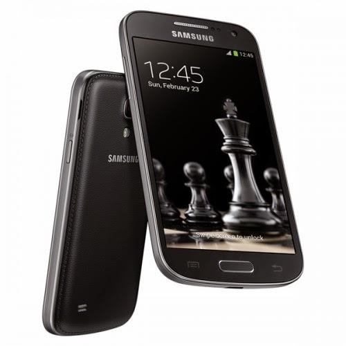 Мобильный компактный телефон Samsung GT-I9195 Galaxy S4 mini LTE Black Edition с двумя камерами