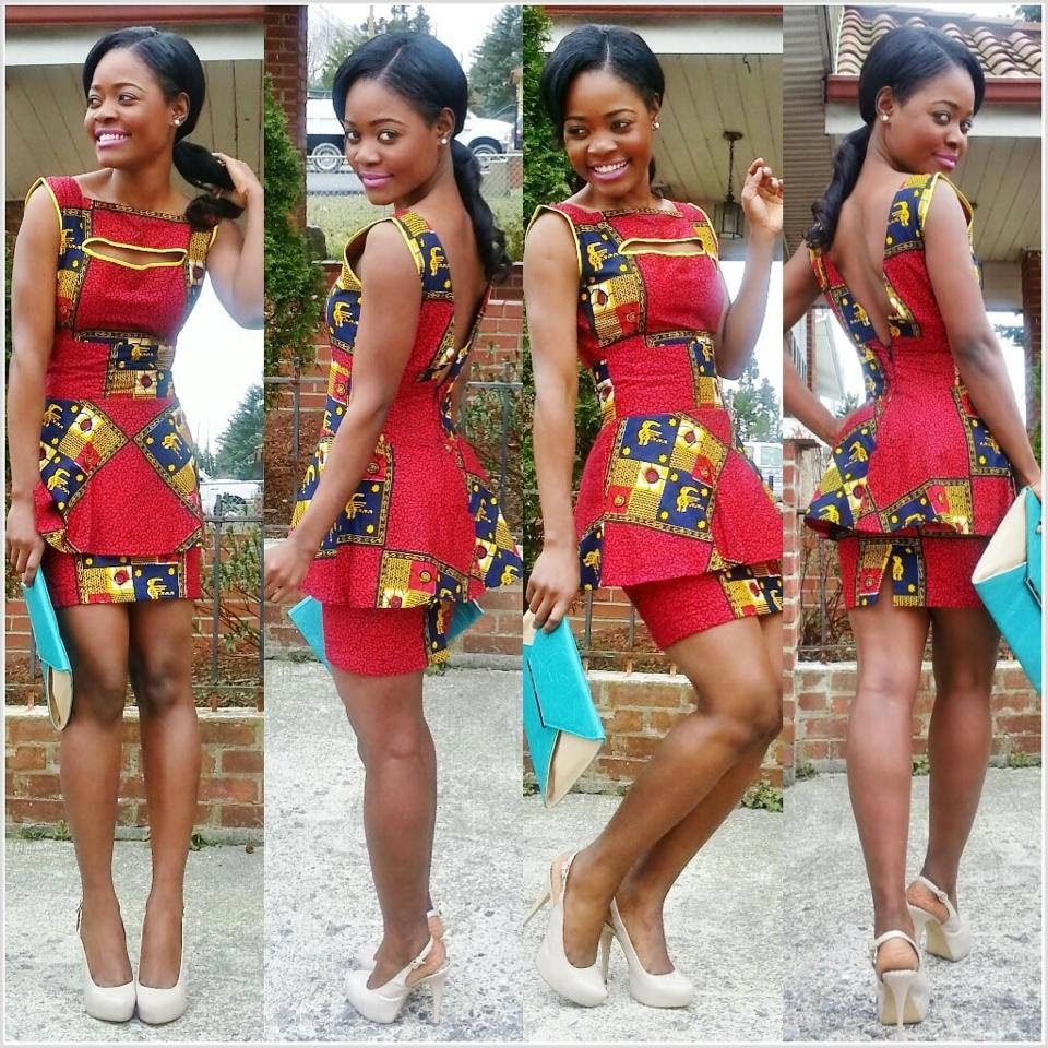 Kitenge On Pinterest African Fashion Ankara And African