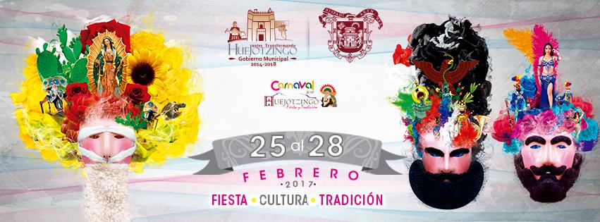 Ya viene el Carnaval de Huejotzingo