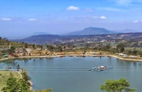 Tempat Wisata di Magetan Telaga Wahyu