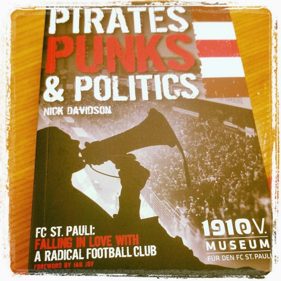 Livro Pirates, Punks & Politics - Concurso Cultural