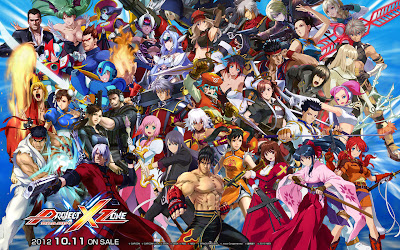 Project X Zone Coming to North America