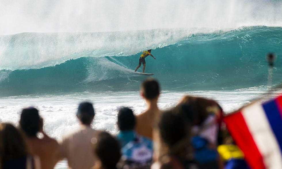Billabong Pipe Invitational 2015