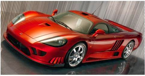 Top Fasted Car In The World Saleen S7 Twin-Turbo image