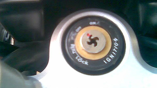 Kunci simbol NAZI