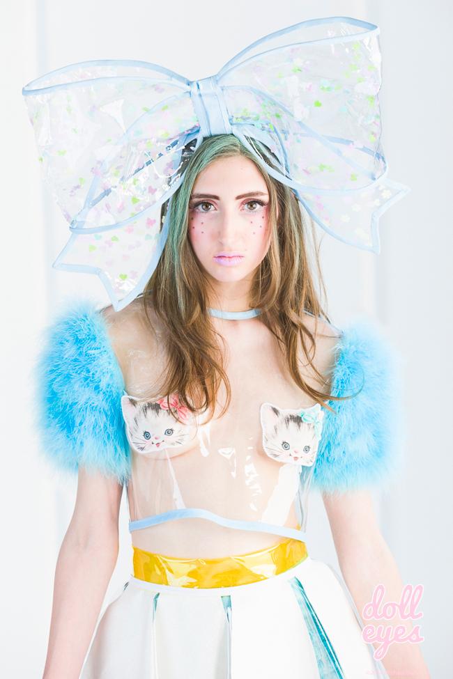 Doll Eyes, fashion, art