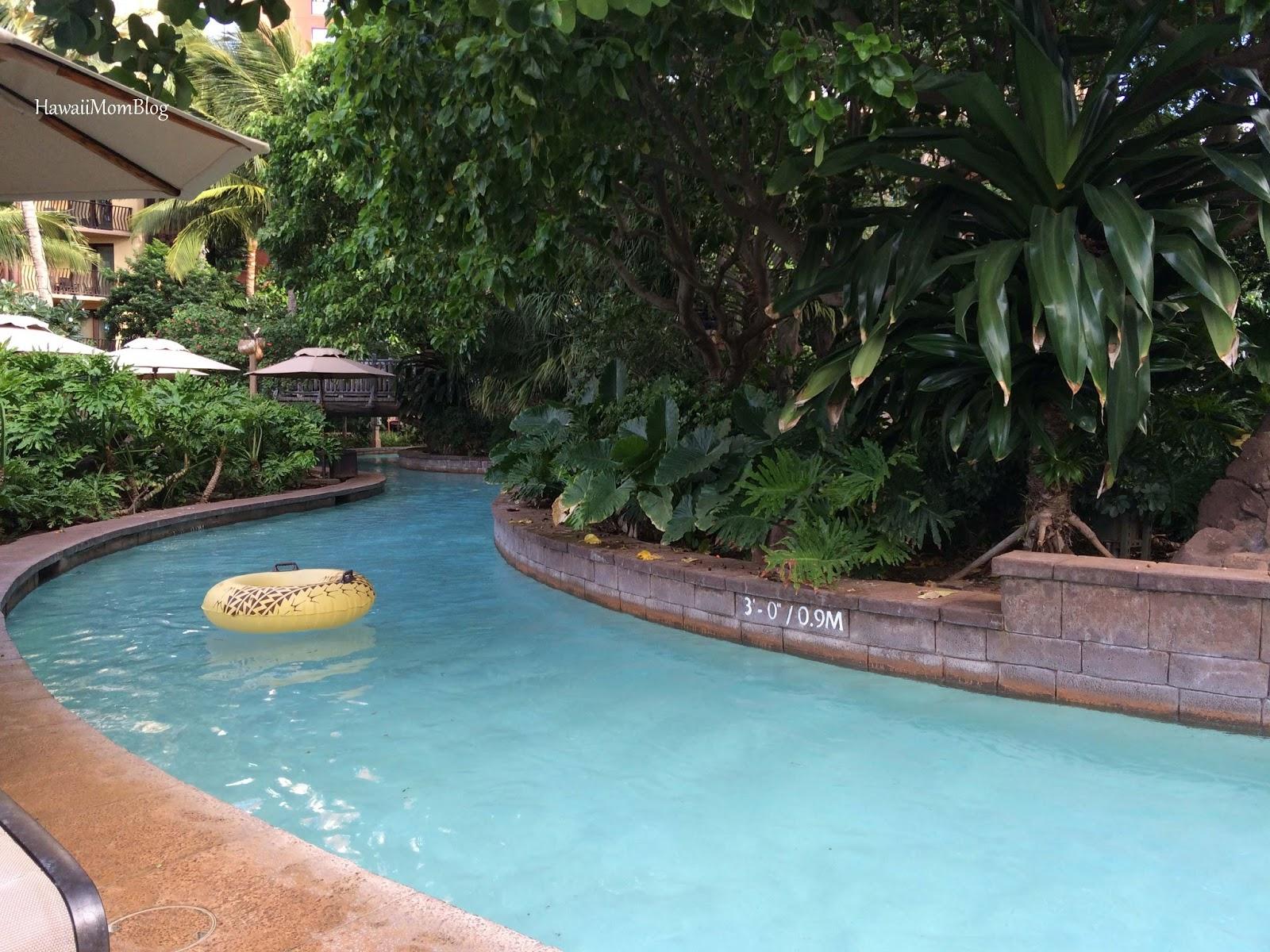 hawaii mom blog the magical pools at aulani a disney resort u0026 spa