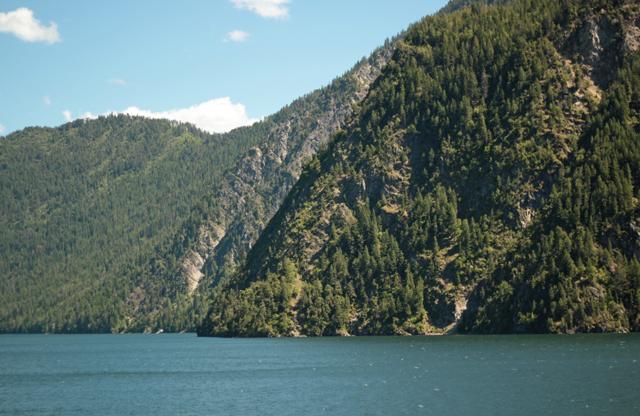 Lake Pend Oreille Farragut State Park