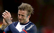 Beckham Says Goodbye