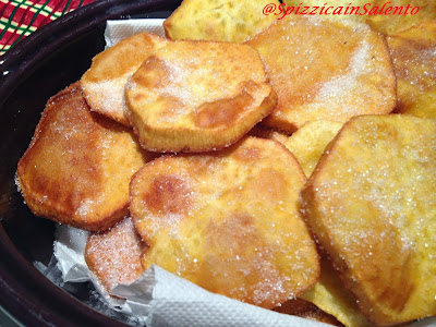 patate zuccarine (patate dolci) fritte