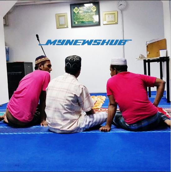 Lelaki Melayu Sibuk Ke Gym Mat Bangla Pergi Masjid