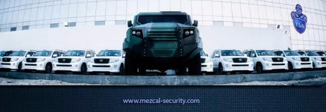 Armored Vehicles UAE