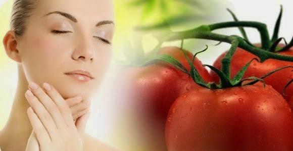 Perawatan Kulit Berjerawat dengan Buah Tomat