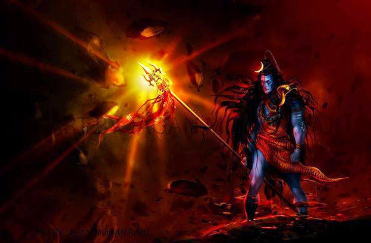 Latest Lord Shiva Rudra HD Wallpapers for free download