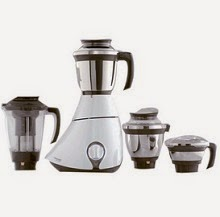 Buy Butterfly Matchless 4 Jar Mixer Grinder White for  Rs.2745 at Paytm