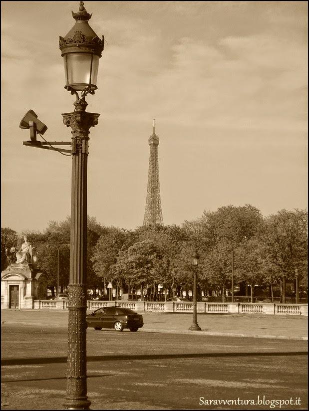 Place de la Concorde Parigi