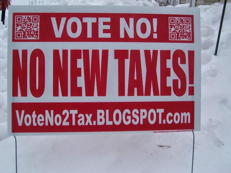 Vote NO 2 TAX APRIL 7th