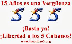 #FreeTheCubanFive