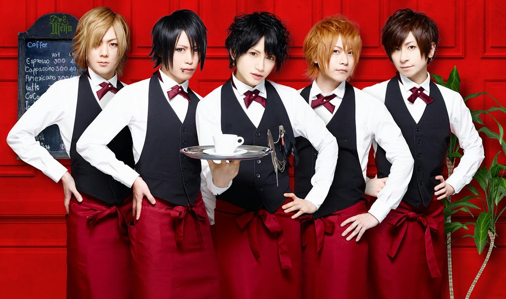 The Weekly Quickie:  LUNA SEA, AN CAFE, ViViD, Yoshiki, Oneness, REALies, Acid Black Cherry, CELL